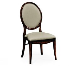 Jonathan Charles Dining Chair Monarch Spoon Back in Distressed Honey