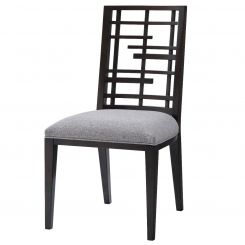 TA Studio Dining Chair Seymour in Matrix Pewter