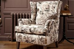 Duresta Grafton Wing Chair Made to Order