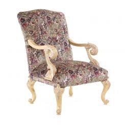Duresta Gustav Chair in Monet Cassis