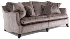 Duresta Clearance Amelia Grand Sofa in Grosvenor Damask Grape