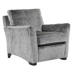 Duresta Clearance Chair Pembroke in Supernova Moonshadow