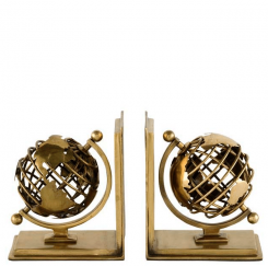 Eichholtz Bookend Globe Set Of 2