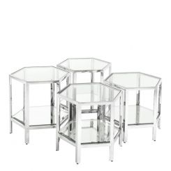 Eichholtz Coffee Table Aramis Set Of 4