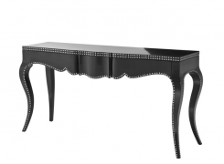 Eichholtz Console Table Margaret In Piano Black