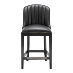 Eichholtz Counter Stool Balmore in Faux Leather