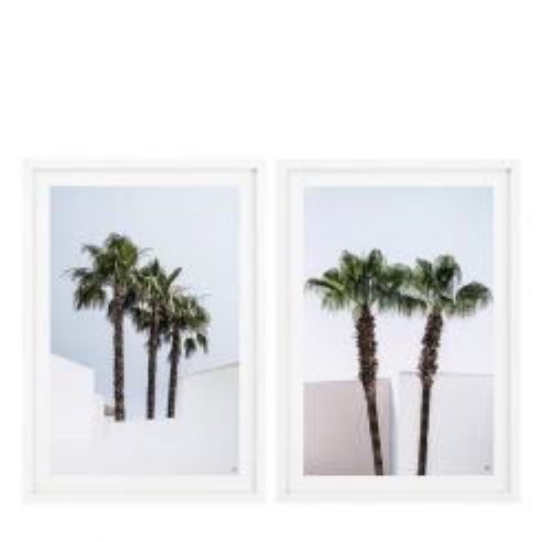 Eichholtz Prints Palm Trees - Set of 2