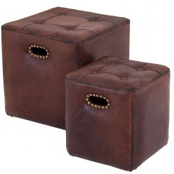 Eichholtz Stool The Pierre Set of 2