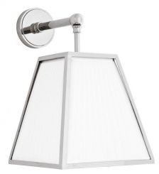 Eichholtz Wall Light Notting Hill - Nickel Finish