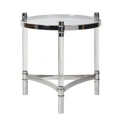 Pavilion Chic End Table Belo