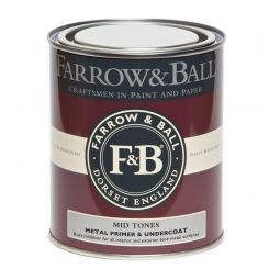 Farrow and Ball Undercoats For Exterior Metal