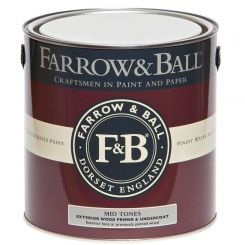 Farrow and Ball Undercoats For Exterior Wood