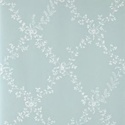 Farrow and Ball Wallpaper Toile Trellis