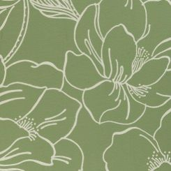 Farrow and Ball Helleborus Wallpaper