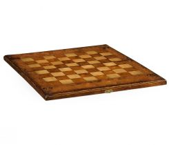 Jonathan Charles Folding Chess Board Monarch