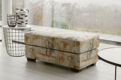 Collins & Hayes Footstool Collection Made To Order