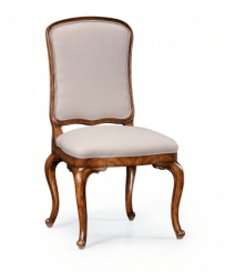 Jonathan Charles French Upholstered Dressing Chair