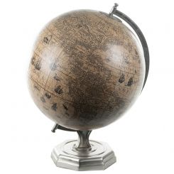 Authentic Models Hondius Globe Vintage