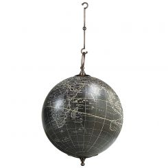 Authentic Models Hanging Vaugondy Globe