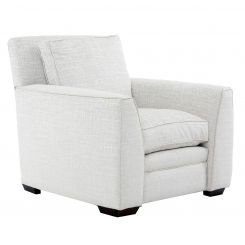 Duresta Clearance Greenwich Armchair in Corsa Linen