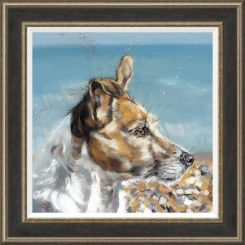 Pavilion Art Happy Jack By Debbie Boon - Limited Edition Framed Print