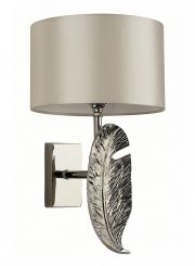 Heathfield & Co. Leaf Wall Light