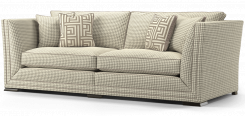 Duresta Hollister 4 Seater Sofa Split Hepburn Truffle