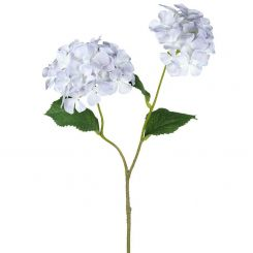 Parlane Hydrangea Spray Lilac H.48cm