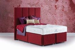 Hypnos Bed Luxury No Turn Superb Divan Set Made to Order