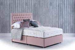 Hypnos Bed Orthos Cashmere Divan Set Made to Order