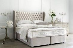 Hypnos Bed Regal Signature Divan Set Made to Order