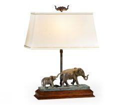 Jonathan Charles Table Lamp The Elephant