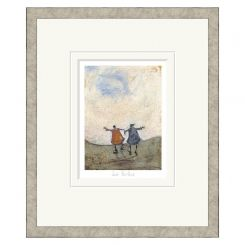 Pavilion Art Just Perfect by Sam Toft - Limited Edition Framed Print