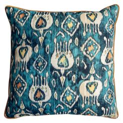 Pavilion Chic Large Cushion Cancun