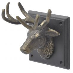 Libra Buckden 1 Stag Wall Hook