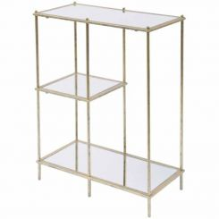 Libra Modular Shelving Unit Mylas With Mirrored Panels