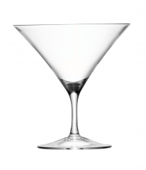LSA International Bar Martini Glass Set