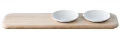 LSA International Dine Condiment Serving Board