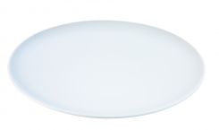LSA International Dine 24cm White Plate