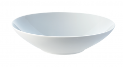 LSA International Dine 24cm White Bowl Set