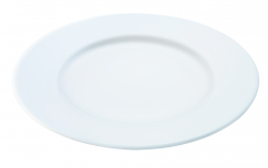 LSA International Dine 18cm White Plate Set