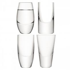 LSA International Lulu Vodka Glass Set
