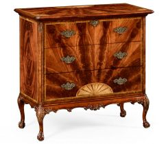 Jonathan Charles Chest of Three Drawers George III