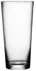 LSA International Malo Clear Glass Vase