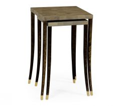 Jonathan Charles Nest of Tables Oriental