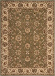 Nourison Rug Persian Crown - Green