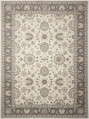 Nourison Rug Persian Crown - Ivory Grey