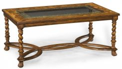 Jonathan Charles Coffee Table Oyster