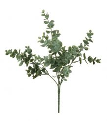 Parlane Eucalyptus Spray Green Height 38.5cm