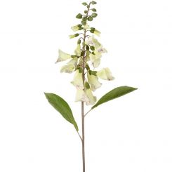 Parlane Foxglove Stem White Height 86.5cm